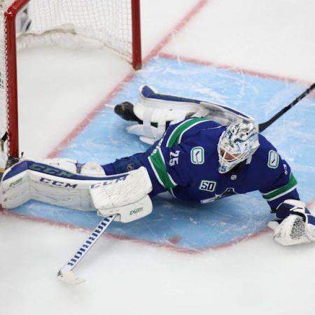 Vancouver Vegas Pick | 2020 NHL Playoffs | Sept. 1