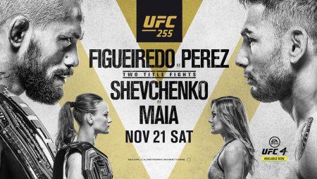 Figueiredo Perez Free Pick | UFC 255