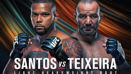 Santos Teixeira Free Pick | UFC Vegas 13