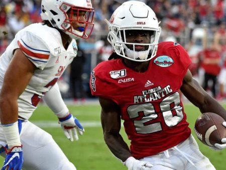 UMass Florida Atlantic Pick | NCAAF Week 12 Parlay