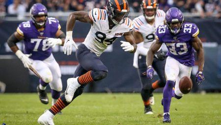Vikings Bears Free Pick | MNF NFL Week 10