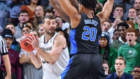 Duke Notre Dame Pick ATS   NCAAB