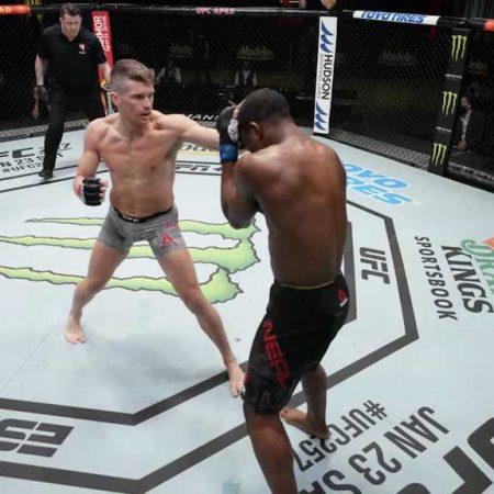 Thompson Neal UFC Pick | UFC Vegas 17