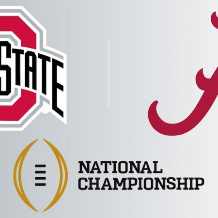 Alabama Ohio State Pick | CFP National Championship