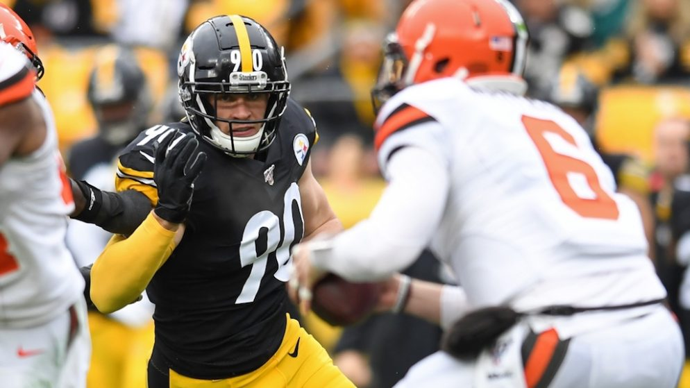 Browns Steelers Free Pick | NFL Wild Card