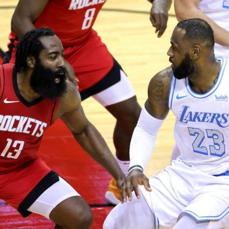 Lakers Rockets Free Pick, Preview & Odds | Jan. 12
