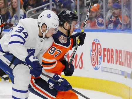 Maple Leafs Oilers Pick, Preview & Odds