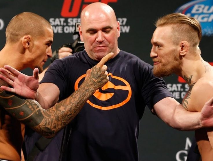 McGregor Poirier Free Pick   UFC 257