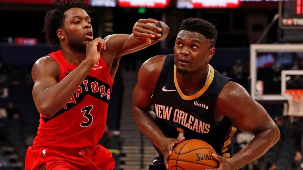 Raptors Pelicans NBA Parlay   Jan 2nd