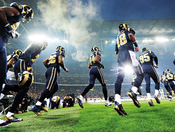 Welcome Back Football, We're Waiting For You
